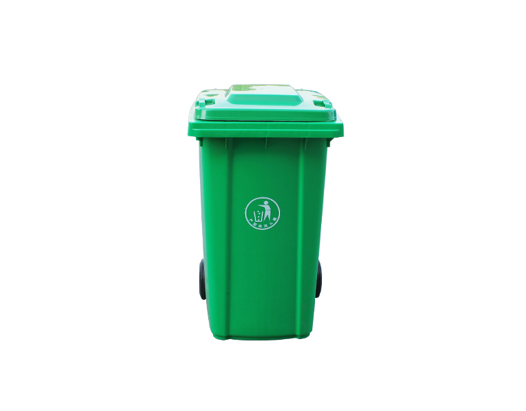 240Wholesale EN840 HDPE outdoor plastic trash can