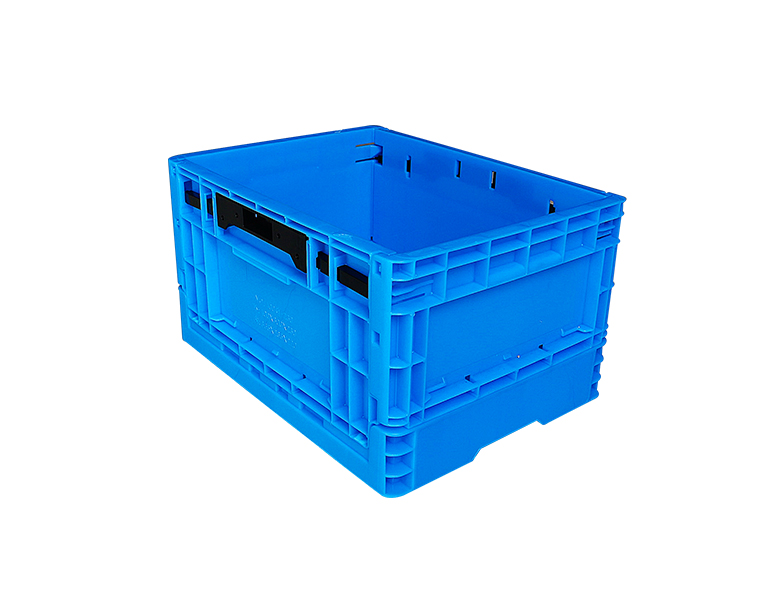 400-230 PP Material Plastic Collapsible Storage Box/Container, foldable crate