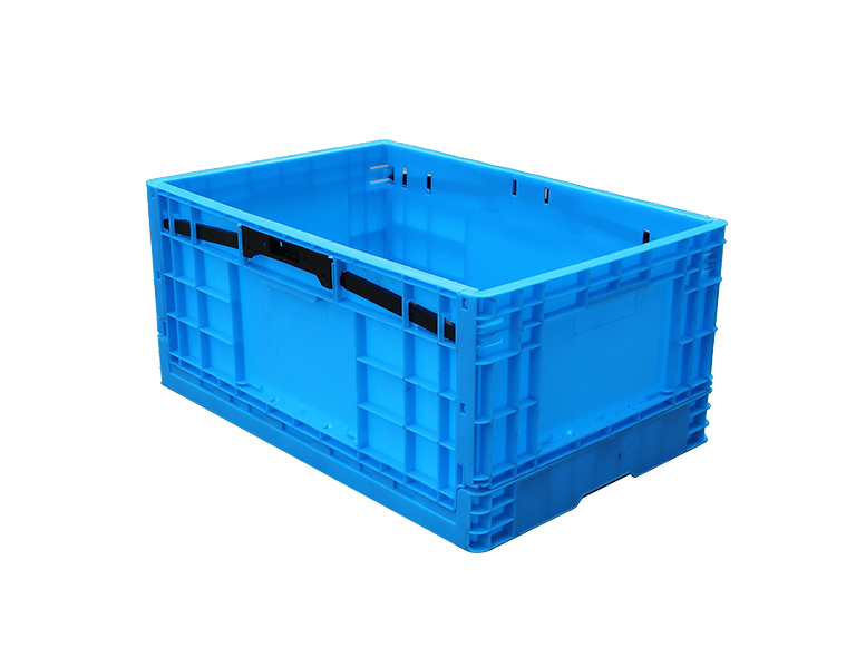 600-280 Hot Sale Plastic Collapsible Storage Crate for Home and Office Organization
