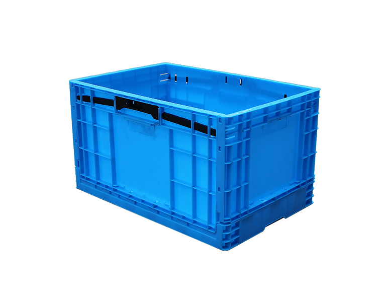 600-340 Foldable foldable Plastic crate for Home/Office Organization