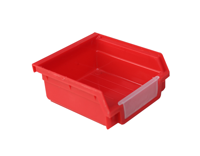 B1 Back hanging warehouse use storage plastic parts bin