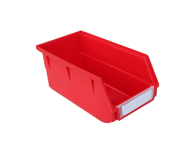 B5 Industrial warehouse stackable back hanging plastic bin