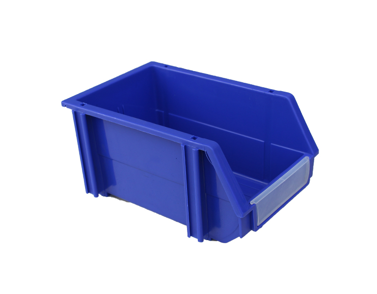 A2 Industrial back hanging storage plastic parts bin