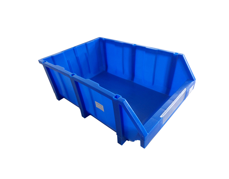 A7 Warehouse industrial combined stackable plastic storage bins