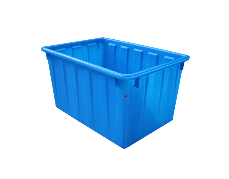 50 Factory used square plastic 50 liter water tank for storage