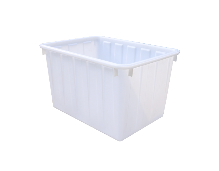 120 Custom plastic water bin high quality injection plastic tank