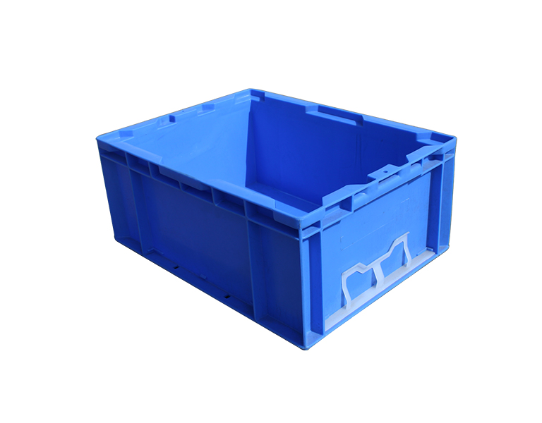 HP4C Recyclable HP container for industrial plastic boxes