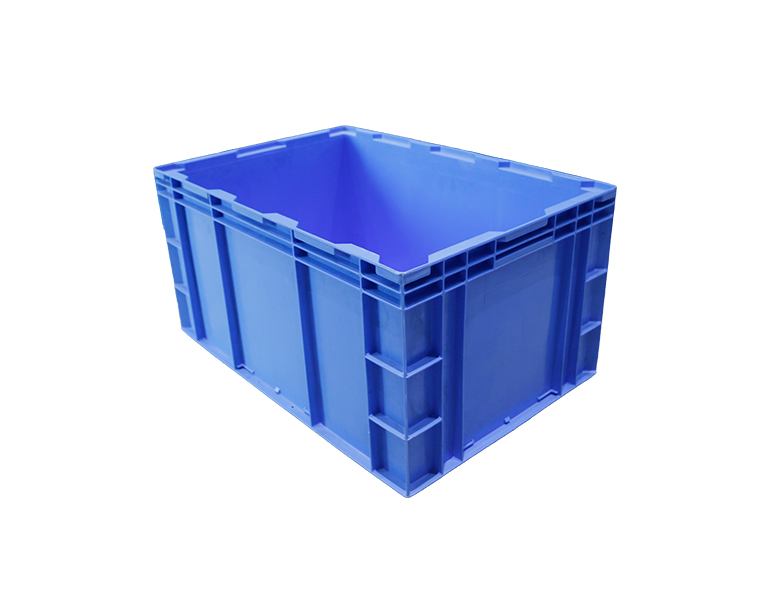HP6E Hot sale pp material stack-able plastic box