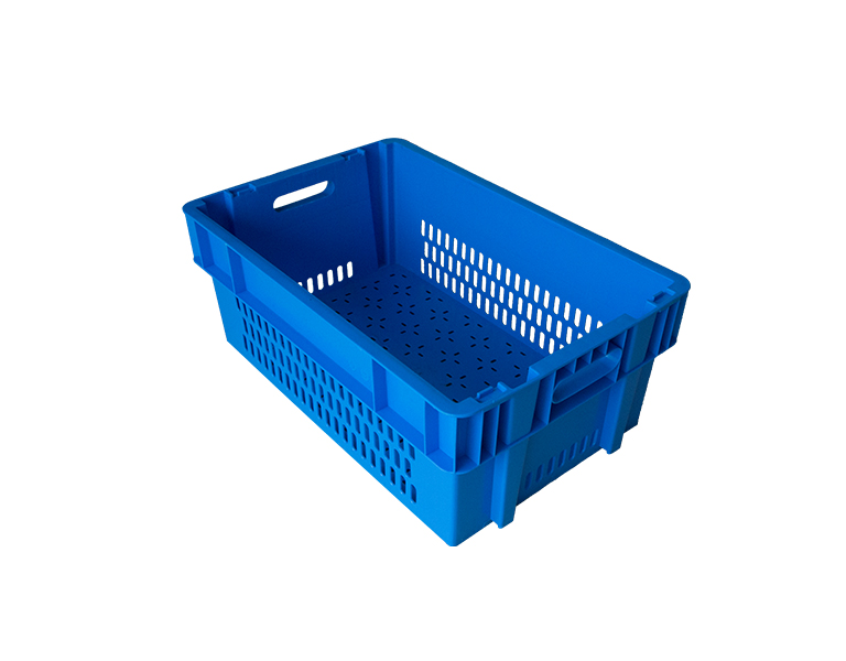 600-240 Plastic misplaced basket crates for food and vegetables