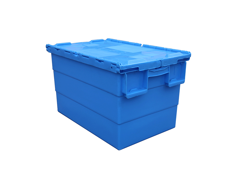 600-360 High quality plastic moving container storage box