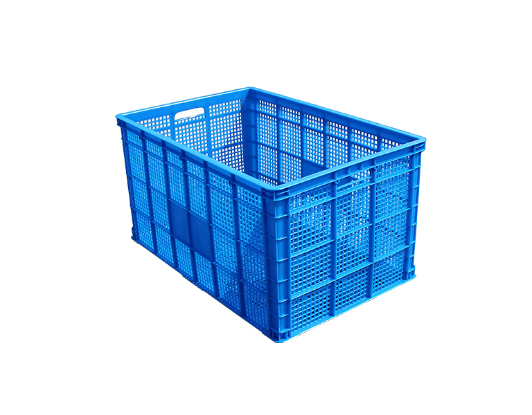 990 Factory plastic stacking storage turnover basket