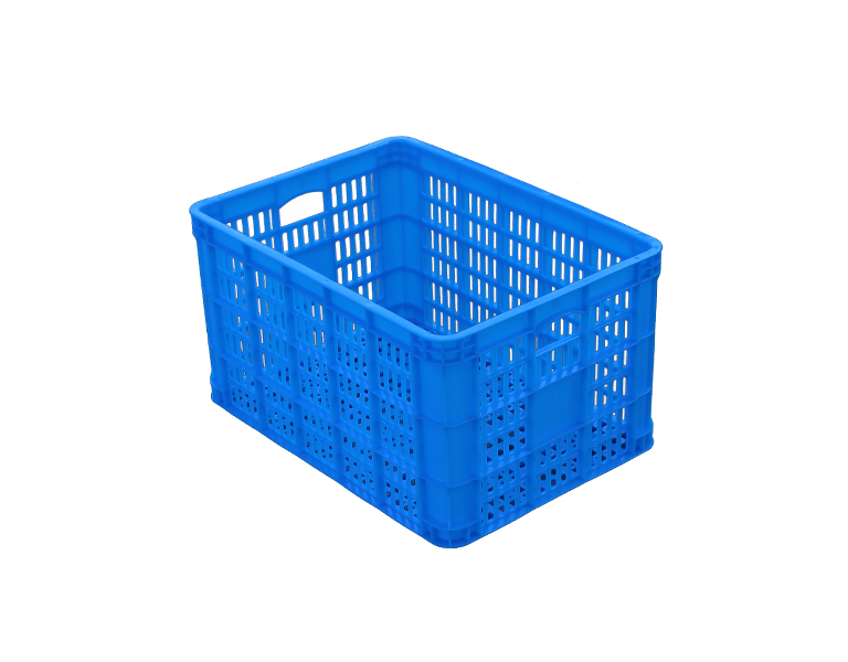 520 turnover storage box rectangular plastic basket