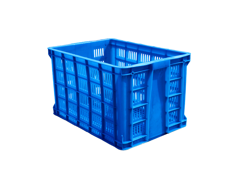 700 Plastic rectangle storage turnover basket
