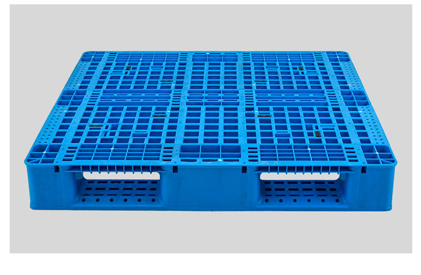 1100*1100mm heavy duty HDPE plastic export pallet